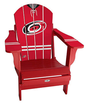 Carolina Hurricanes® NHLPA Player Jersey Chair