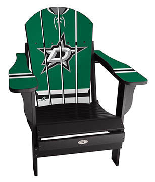 Dallas Stars™ NHLPA Player Jersey Chair
