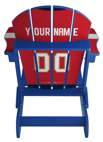 Florida Panthers NHL Jersey Chair