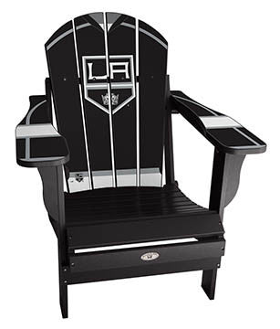 Los Angeles Kings® NHLPA Player Jersey Chair
