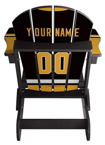 Pittsburgh Penguins NHL Jersey Chair