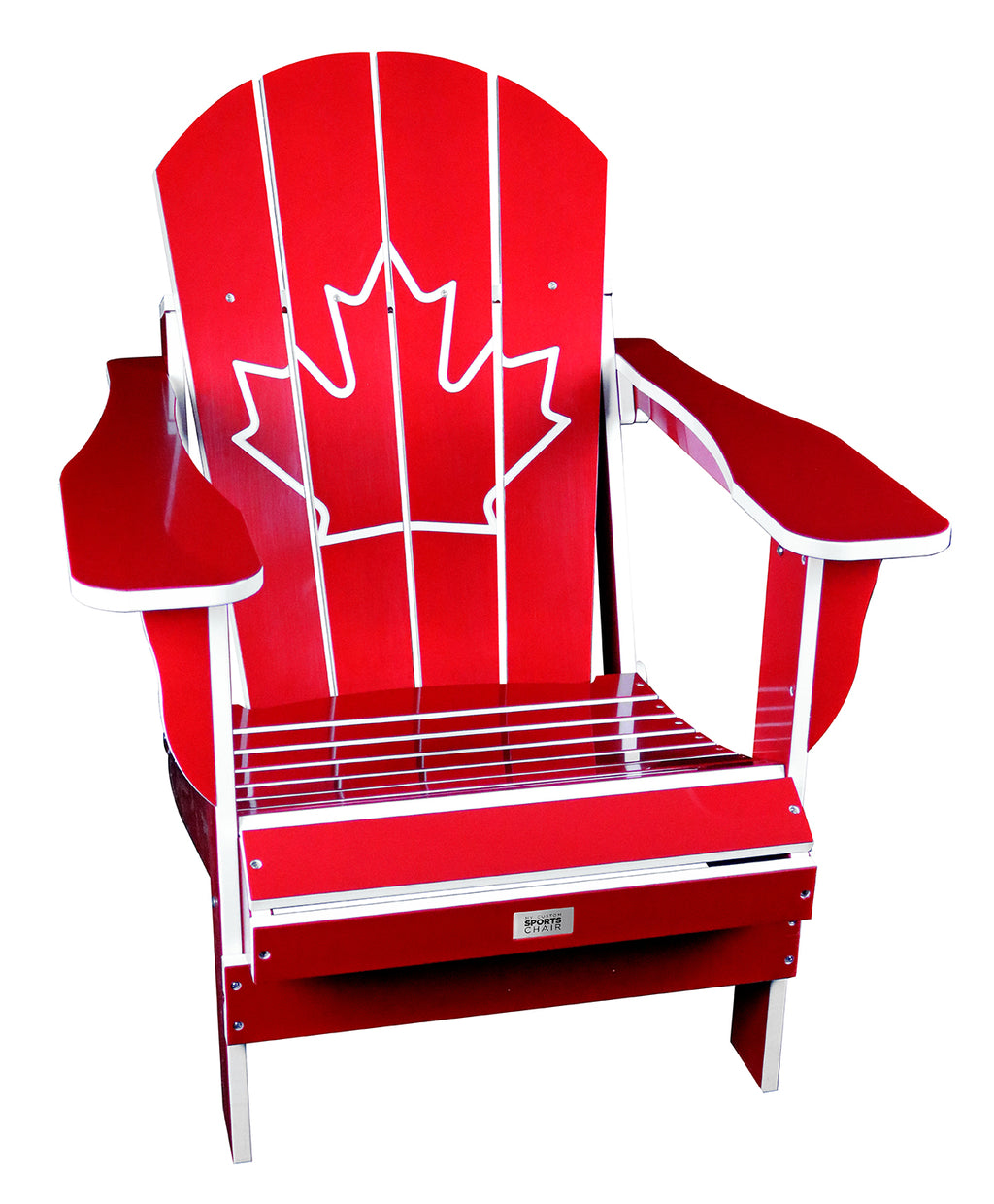 TL Red/White Canada Folding