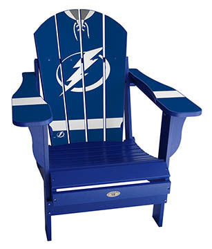 Tampa Bay Lightning® NHLPA Player Jersey Chair
