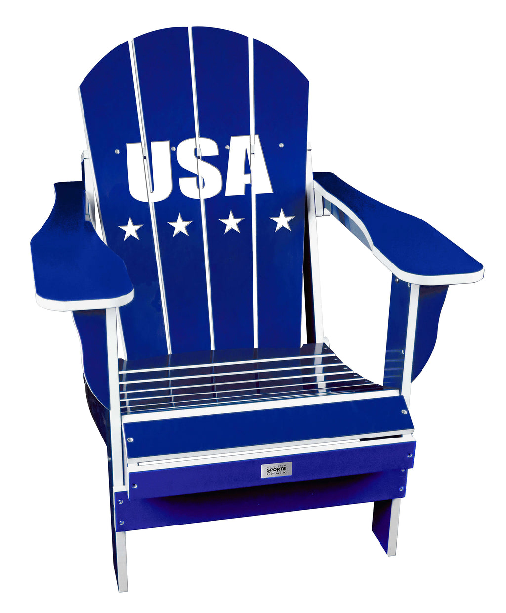 TL Blue/White USA Folding