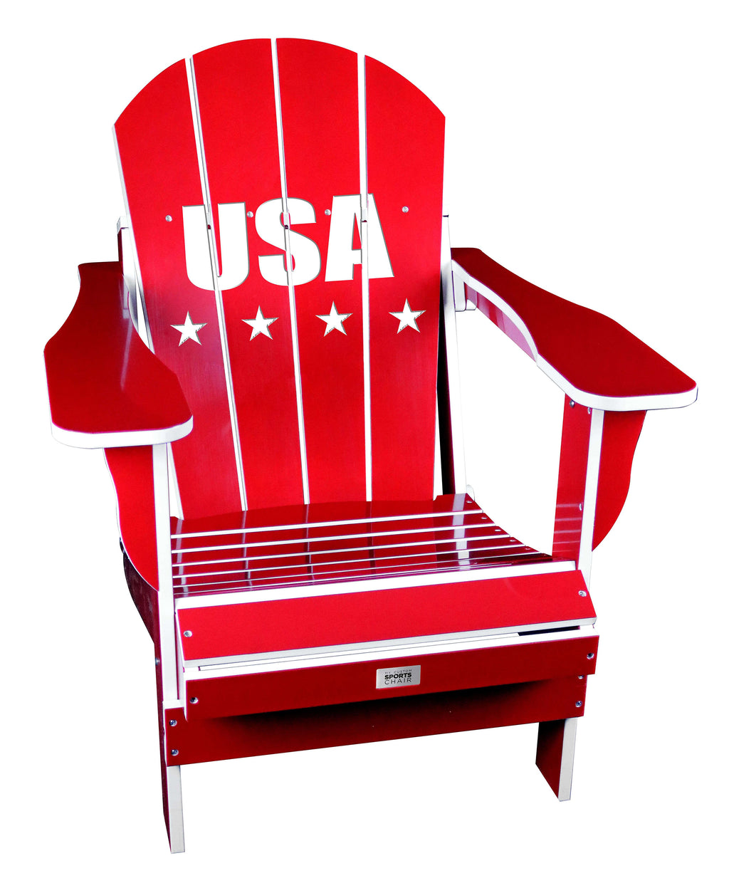 TL Red/White USA Folding