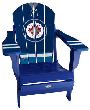 Winnipeg Jets™ NHLPA Player Jersey Chair