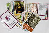 Digital flashcards download - Da Vinci - Artists of the world
