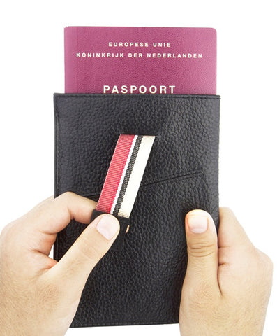 Ansim Passport/Travel Organiser - Black - Ansim Ltd - 1
