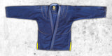 Blank Midnight Gold Rakai fightwear BJJ Gi