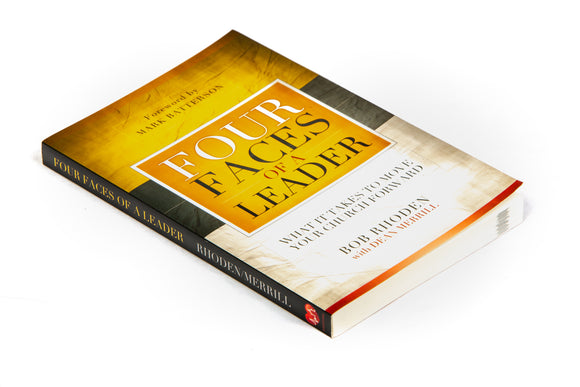 'Four Faces of a Leader' Book