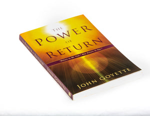 'The Power of Return' Book