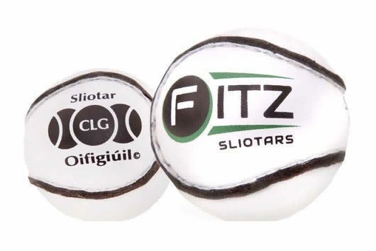 12 Match Sliotars - Fitz Hurleys
