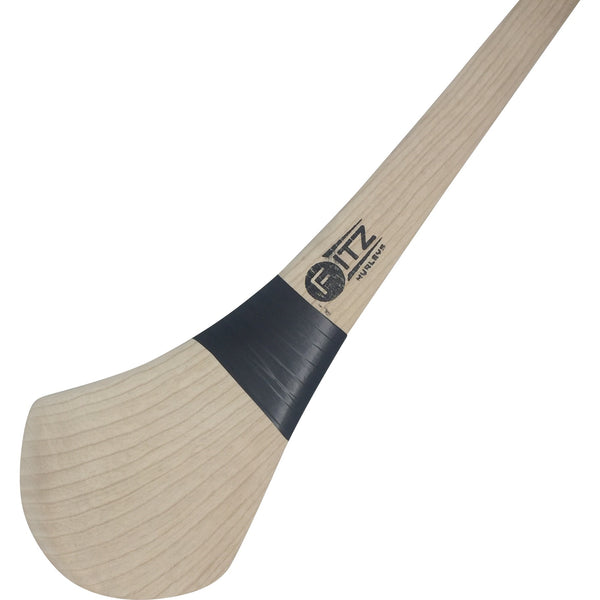 Fitz Large Bás Wexford style Hurley with XL Grip - Fitz Hurleys