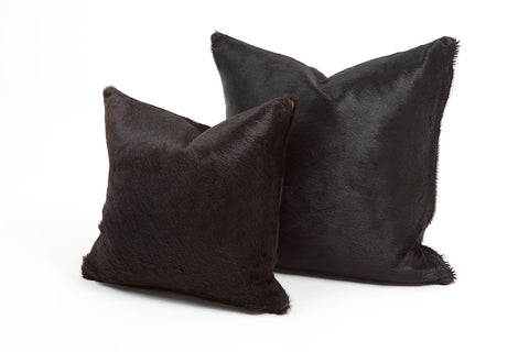 Espresso Pillow Cover