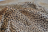Unique Baby Leopard Cowhide