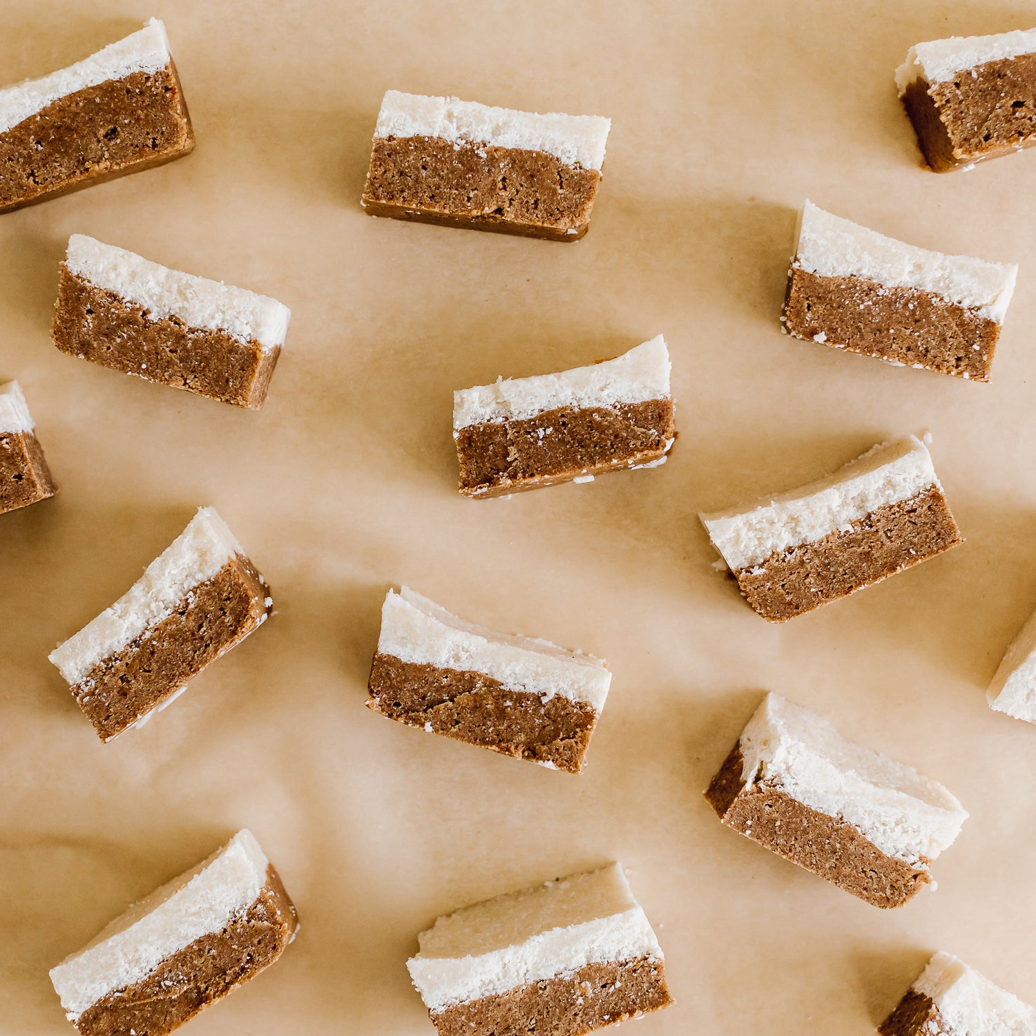 Coconutty Candy Bars