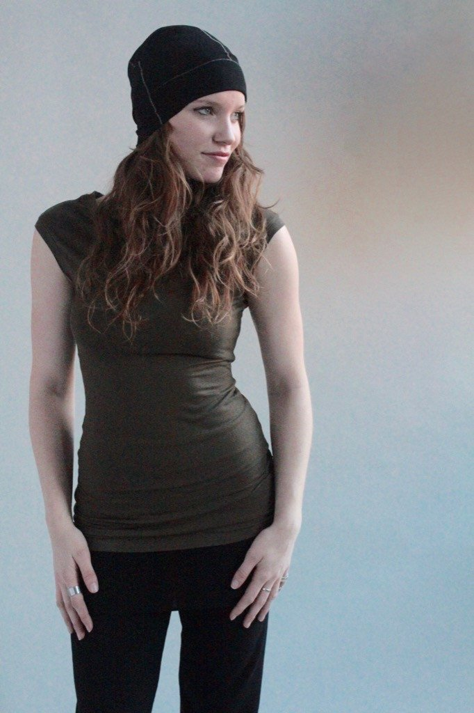 Eco Cap Tunic