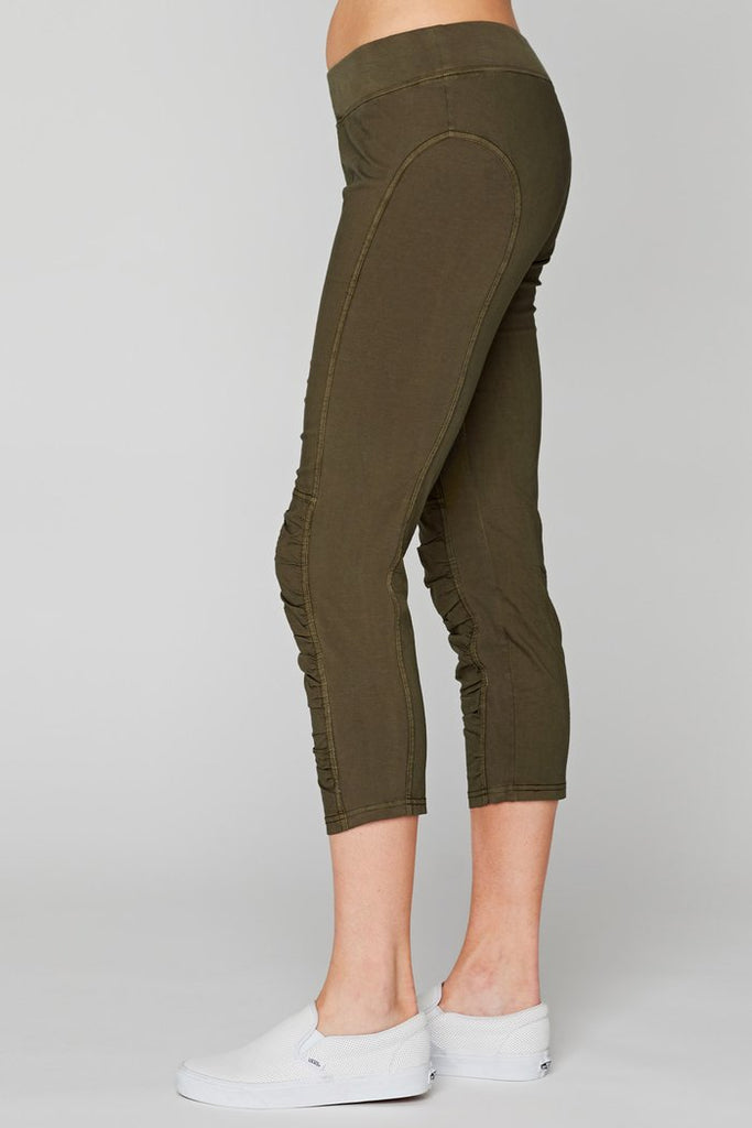 Best Selling Pants (Ruched Crop)