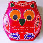Leather Owl Bank