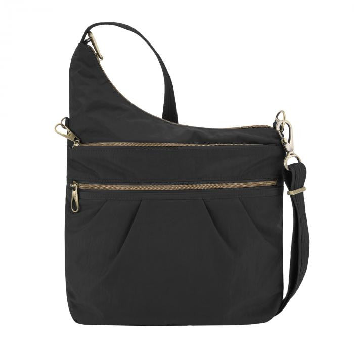 Signature 3 Compartment Crossbody
