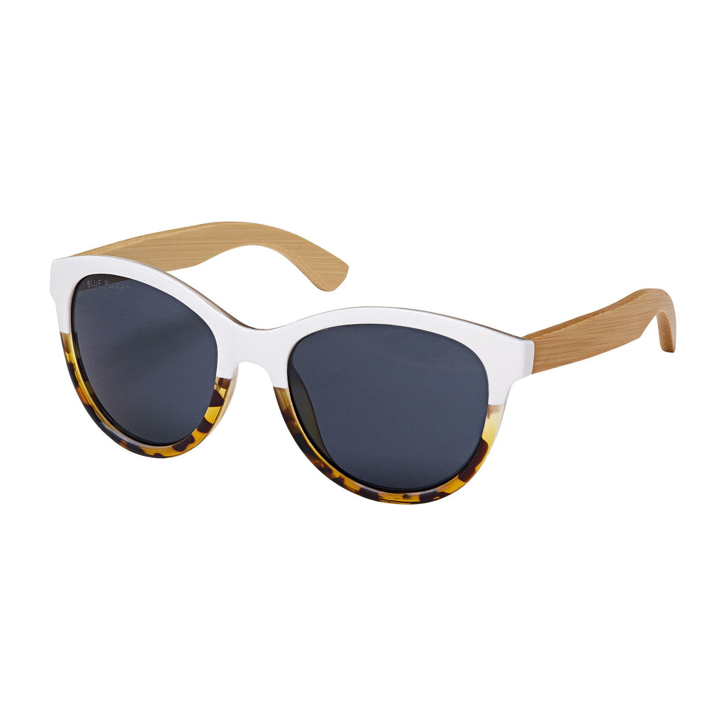 August Bamboo Polarized Sunglasses