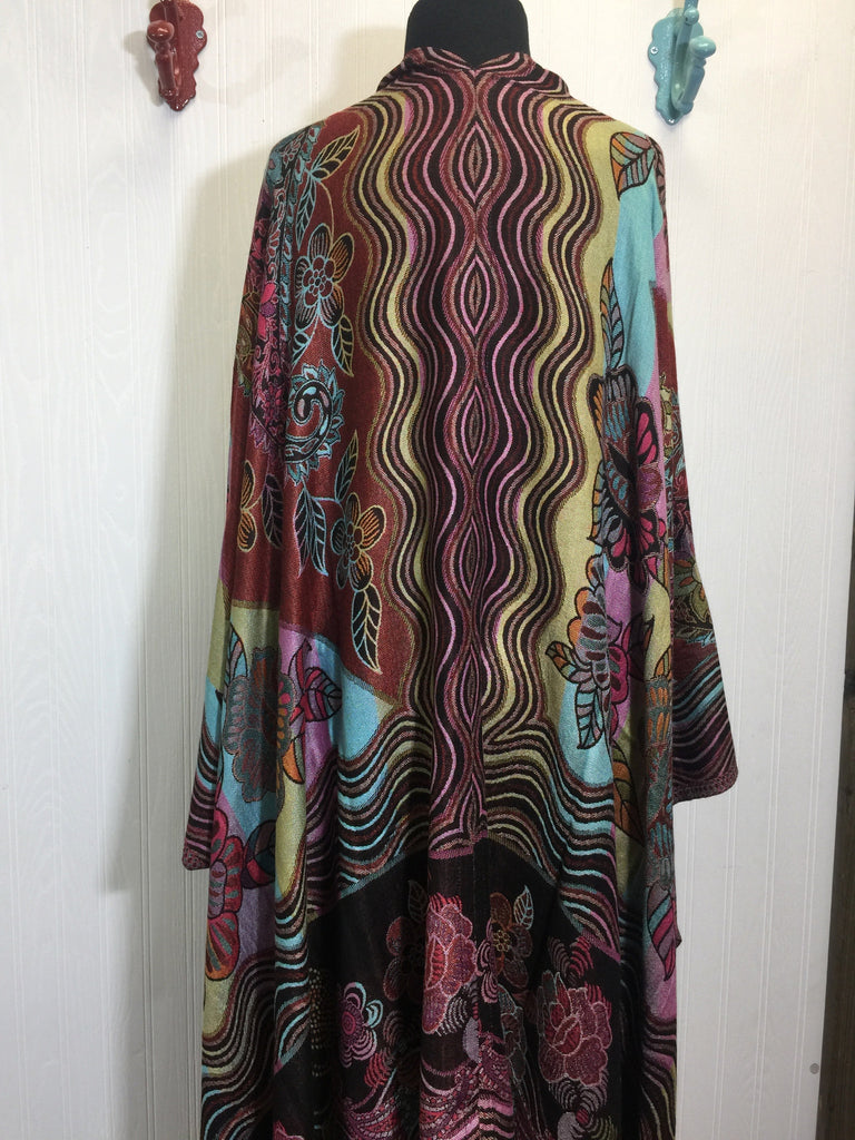 Caftan Wrap with Arm Holes