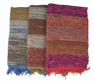 Recycled Silk Runner