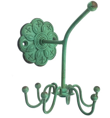 Jewelry Turnstile Hook