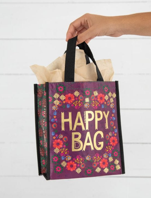 Happy Bag 124 Magenta Floral