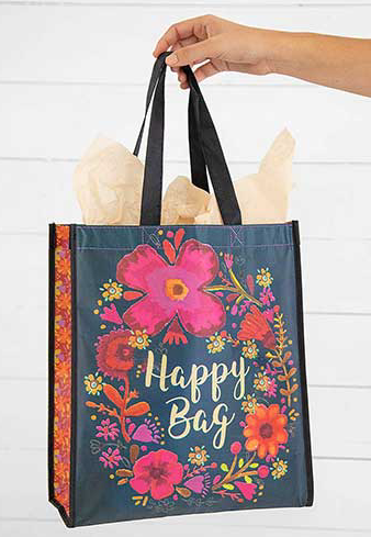 Large Happy Bag
