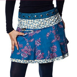 Souffle Pocket Skirt