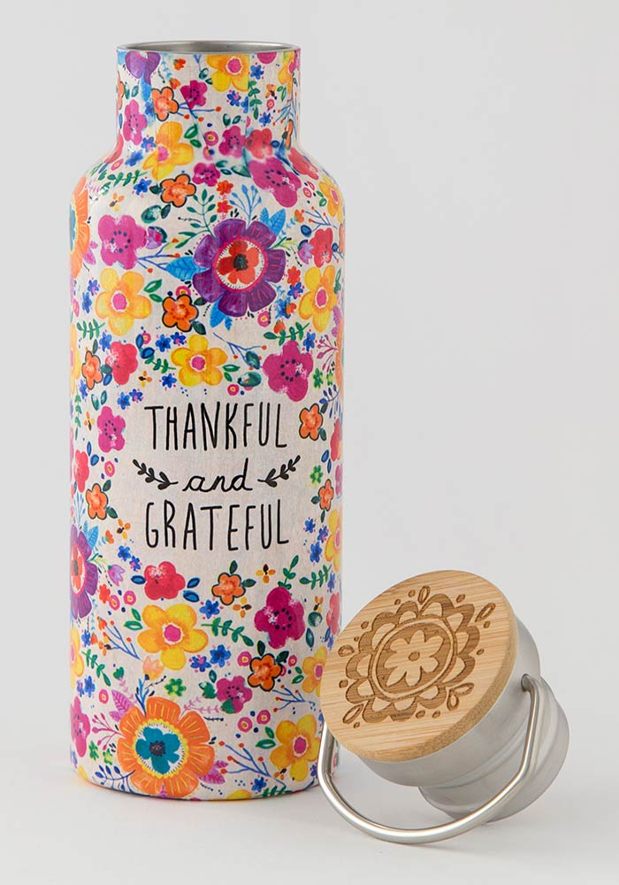 Inspirational Traveler Bottle