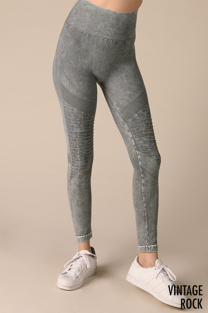 Highwaist Moto Jeggings