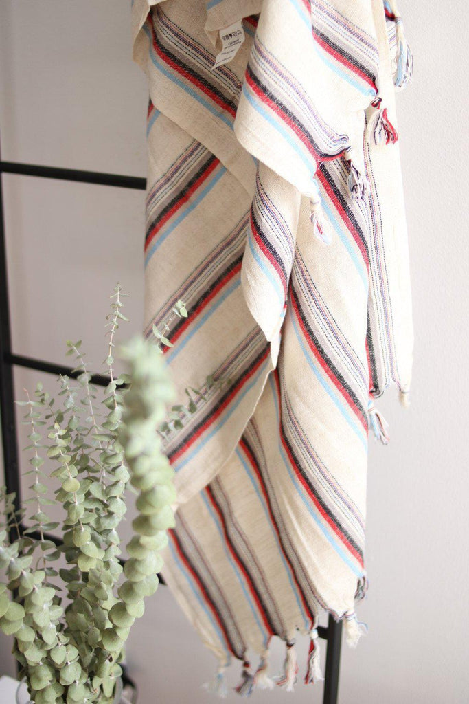 Handwoven Turkish Towel