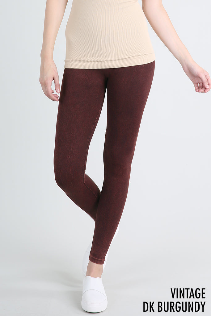 Vintage Dye Long Leggings
