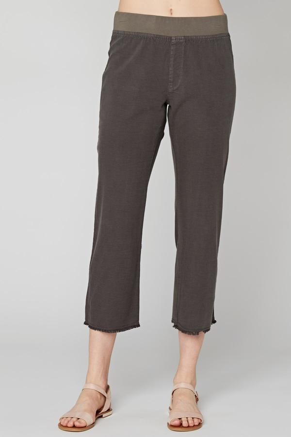 Sarla Ankle Pant-Tencel Twill