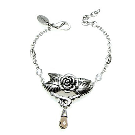The Enchanted Rose Bracelet