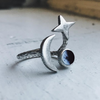 My Moon Orbital Custom Ring