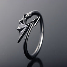 Load image into Gallery viewer, Dragon Wing Wrap Ring