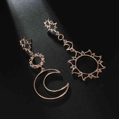 Earrings - Celestial Goddess Earrings