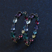 Load image into Gallery viewer, Earrings - Rainbow Goddess Earrings