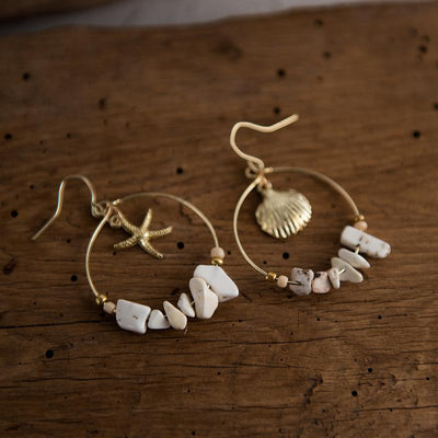 Earrings - The Sea Goddess Earrings