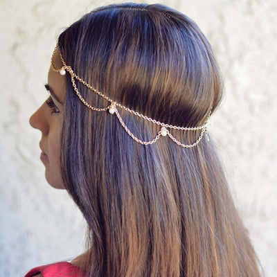 Hair Accessories - Bohemian Style Hair Jewelry
