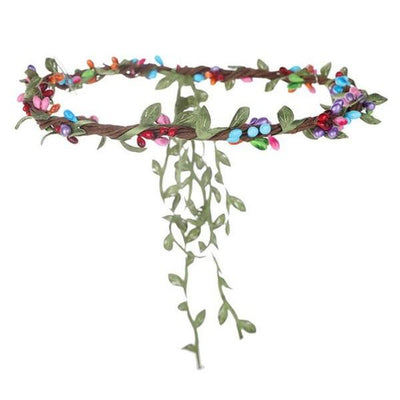 Hair Accessories - Forest Goddess Flower Crown
