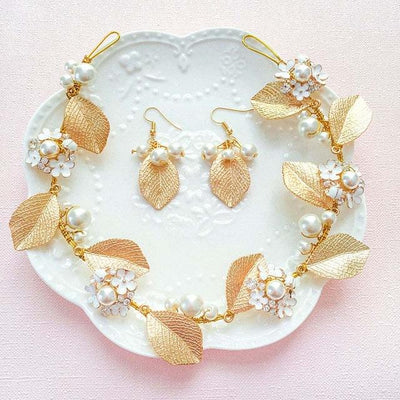 Hair Accessories - Golden Fairy Hair Accessory Set