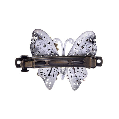 Hair Accessories - Steampunk Butterfly Hair Clip