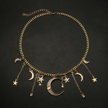 Load image into Gallery viewer, Necklace - Starry Starry Night Necklace