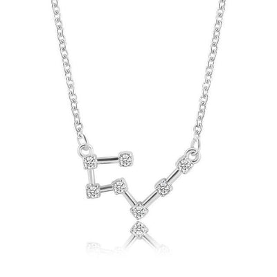 Necklace - Zodiac Sign Constellation Necklace