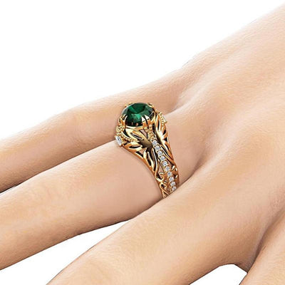 Ring - Butterfly Goddess Ring