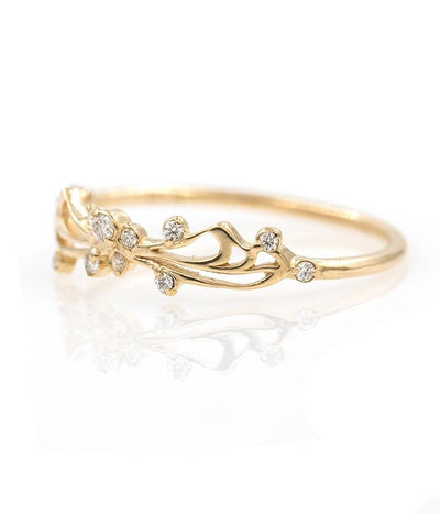 Ring - Butterfly Wings Chic Ring